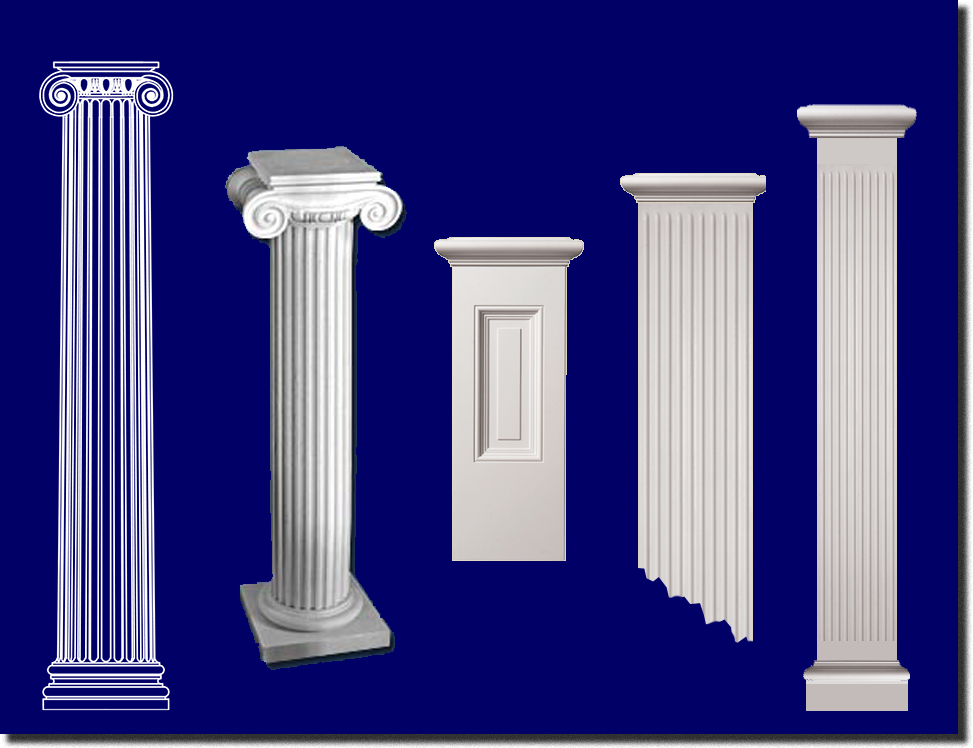 Pilasters & Columns